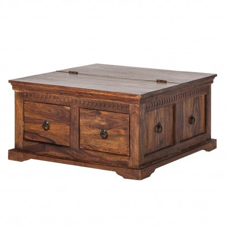 Bombay Coffee Table Exotic Wood