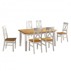 Masa dining BERGEN II stil clasic