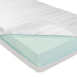 CHAMPIONE 7 ZONE Mattress confort, foam, ventilated