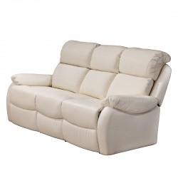 Sofa CONORA design modern, piele naturala